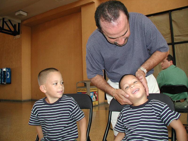cordero adjusting twins