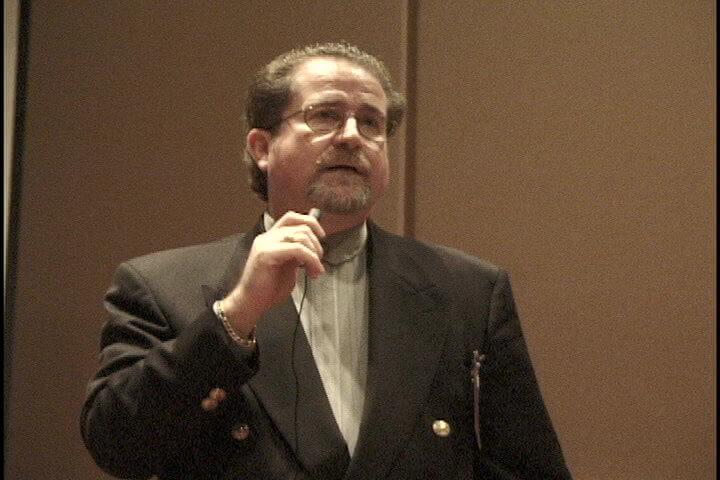 Rick Wren Chiropractor Parker 2001