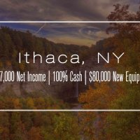 Thriving 100% Cash Clinic in Ithaca, NY Nets $257,000