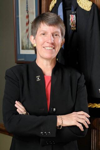 Brigadier General Becky Halstead