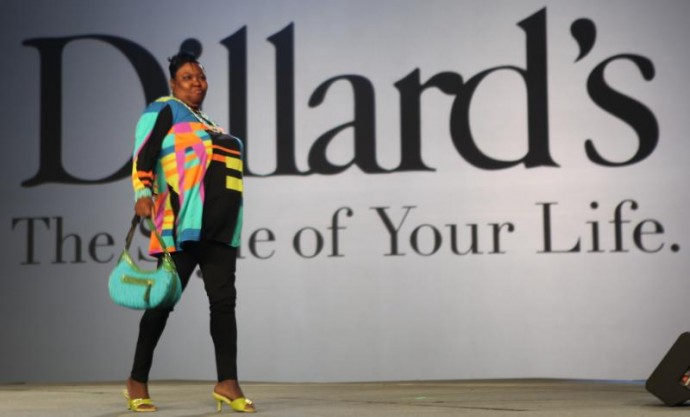 Dillard's Fashion Models Plus Size