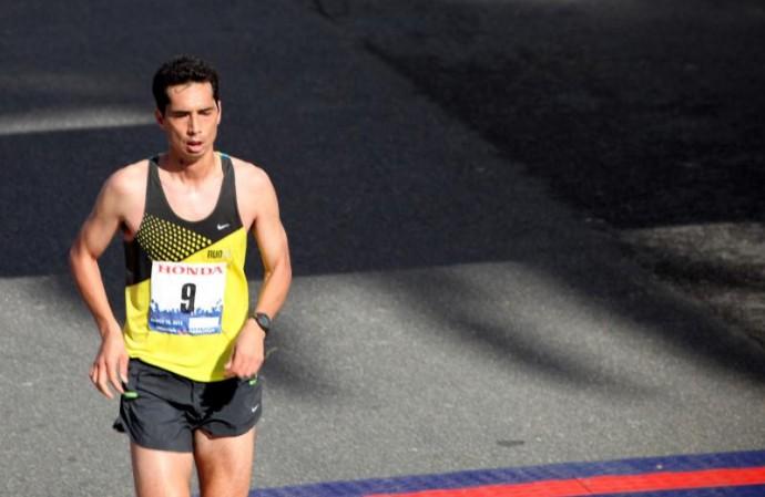 Justin Patananan LA Marathon