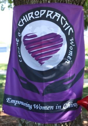 League of Chiropractic Women Banner