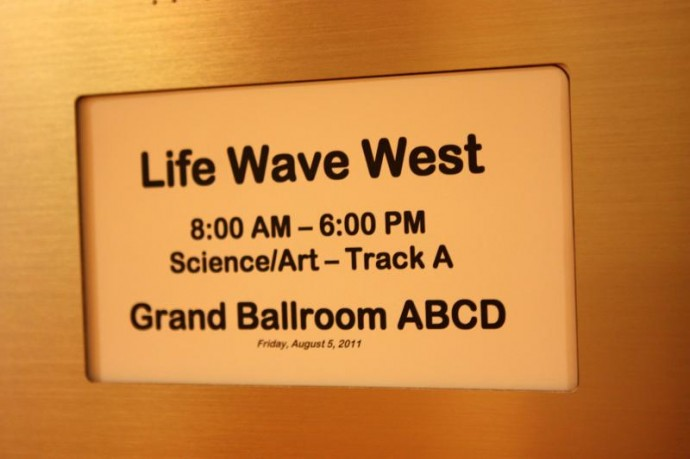 Life West Wave Science Track