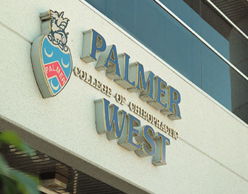 Palmer Chiropractic College West - San Jose, California