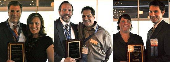 Parker Award Recips 2009