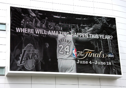The 2009 NBA Finals - June 4 on ABC