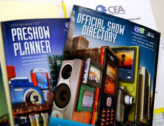 2009 Consumer Electronics Show Preshow Planner