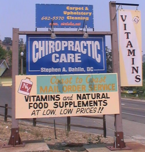 Chiropractic Coarsegold