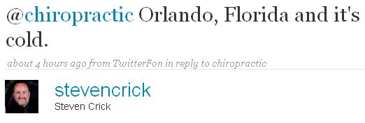 chiropractic orlando