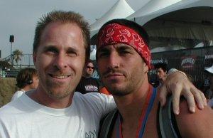 Mike Dorausch and Cory Nastazio