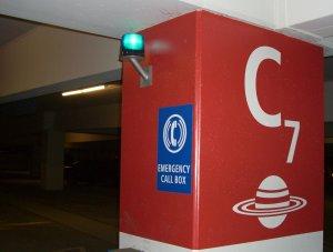 emergency call box C7