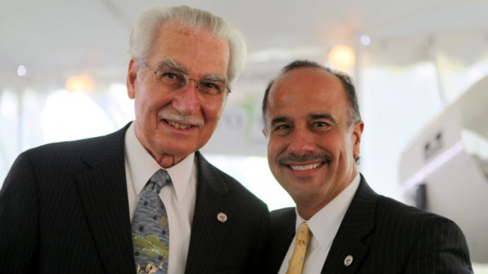 Drs. Tom Gelardi and Ed Cordero