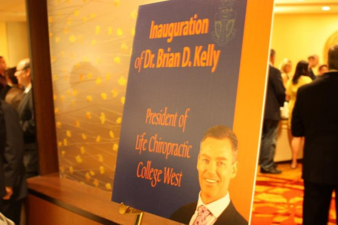 inauguration dr brian kelly life west