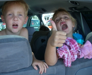 Chiropractic Kids Give a Thumbs Up