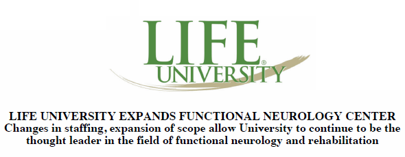 Life University Functional Neurology Center