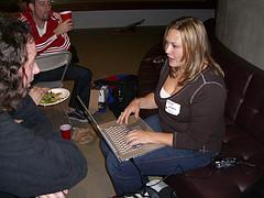 Nicole Jordan MacBook