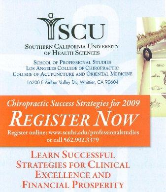 scu-chiropractic-success-strategies-2009