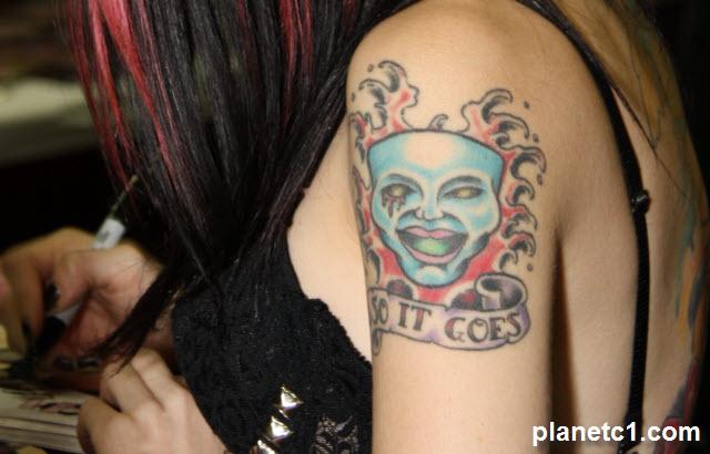 so it goes tattoo