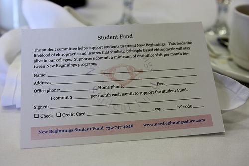 New Beginnings Student Fund New Jersey