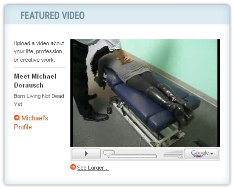 viral chiropractic video