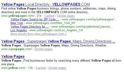 directory internet map page page phone switchboard white yellow