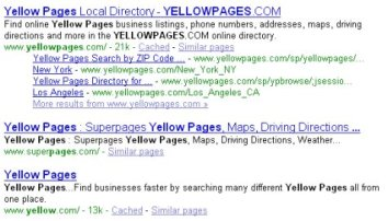 Yellow Pages Related Searches - Planet Chiropractic