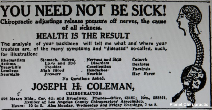 you need not be sick
