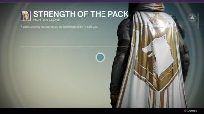 03 - Strength of the Pack