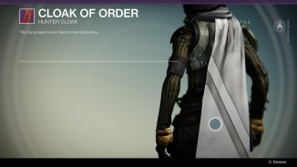 Cloak of the Order