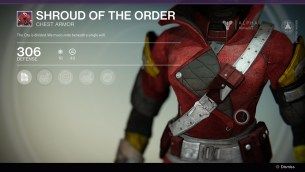 Shroud of the Order