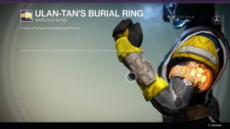 Ulan-Tan's Burial Ring