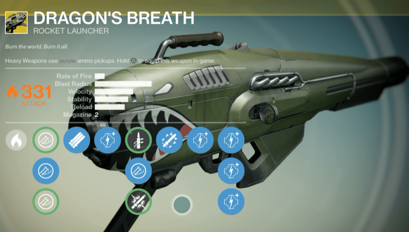 dragons breath exotic