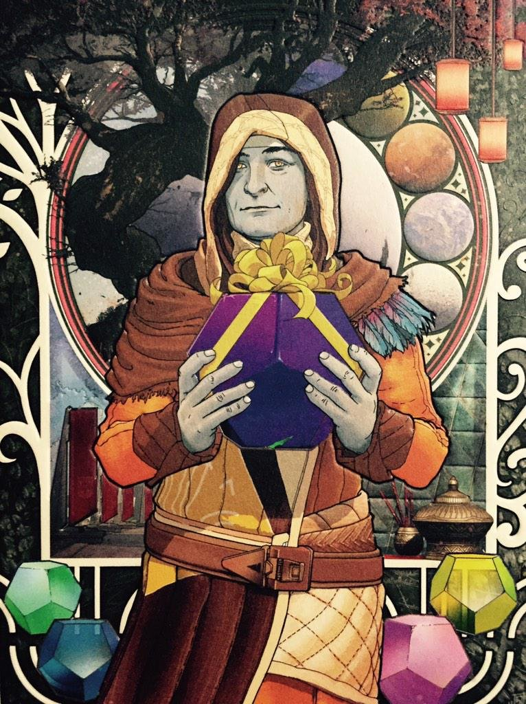 Merry Christmas from the Cryptarch