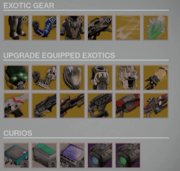 xur exotic dragon