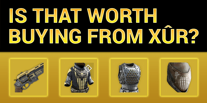 xur exotic worth buying feat