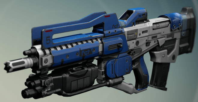 destiny pulse rifle buff