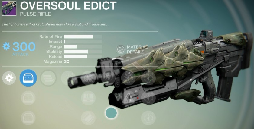 oversoul edict review