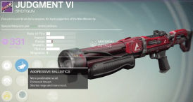 judgment vi shotgun