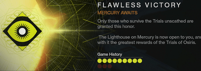 the lighthouse flawless