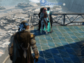 Xur is located across from the Speaker