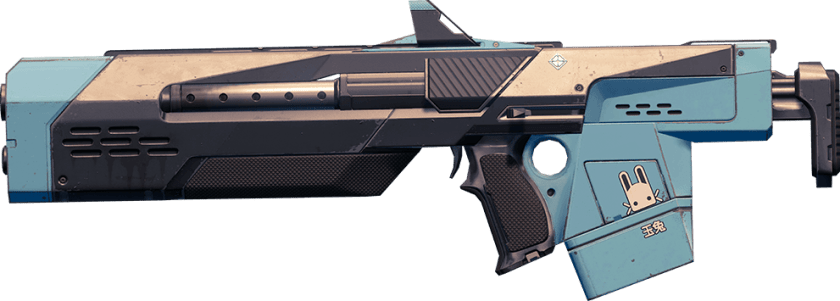 jade rabbit exotic scout rifle