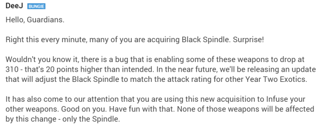 spindle bug