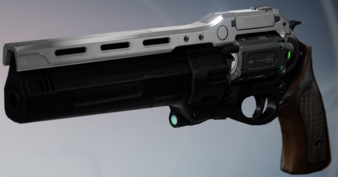 the first curse exotic hand cannon