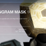 exotic engram mask