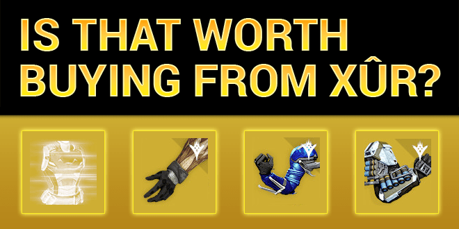 xur worth buying immoation fists