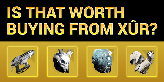 xur worth buying telesto