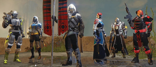 rise of iron armor