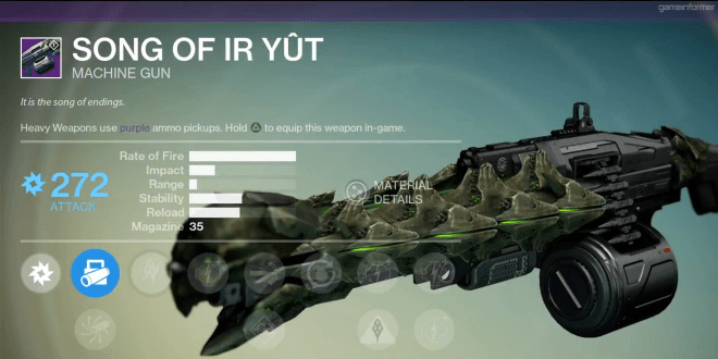 song of ir yut raid