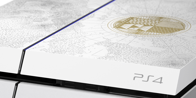 limited edition destiny taken king ps4